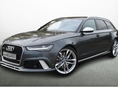 gebraucht Audi RS6 Avant 4.0 TFSI PERFORMANCE DYNAMIC+RS-ABGAS
