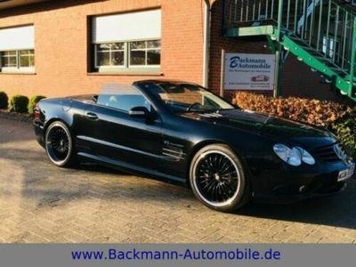 gebraucht Mercedes SL55 AMG RoadsterAMG*Scheckheft*Service Neu*