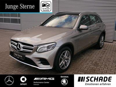 gebraucht Mercedes GLC220 d 4M AMG Line LED*Panorama*Business+P.*