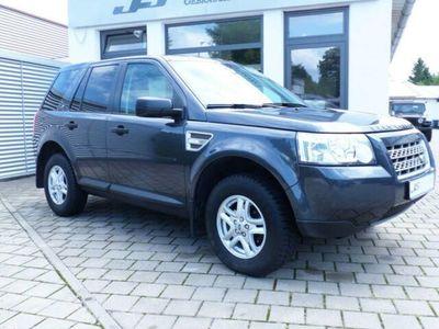 gebraucht Land Rover Freelander 2 TD4_e E 1. Hand Scheckheft AHK