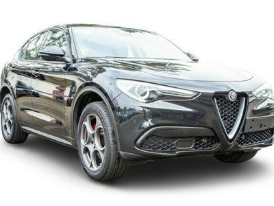 gebraucht Alfa Romeo Stelvio *SUPER*2.0 TURBO*AUT*Q4*/NAV/ACC/UPE:57