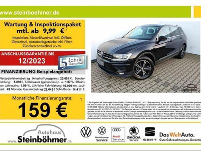 gebraucht VW Tiguan JOIN 2.0 TDI Navi ACC Sitzhzg 5JGarantie