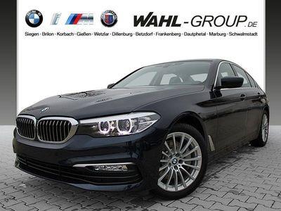 gebraucht BMW 530 i Limousine WLAN Navi Prof. Klimaaut. Shz