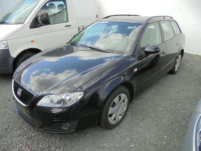 used Seat Exeo ST 1,8 iStyle/Lm + Winter/Dfzg/Scheckheft