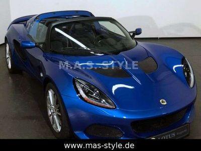 gebraucht Lotus Elise SPORT 220 mtl. Rate 135,00¤ Zinssatz 2,49%