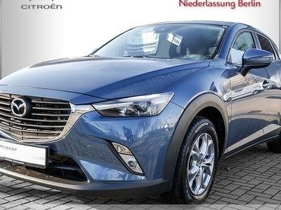 gebraucht Mazda CX-3 SKYACTIV-G 120 FWD Exclusive-Line EU6