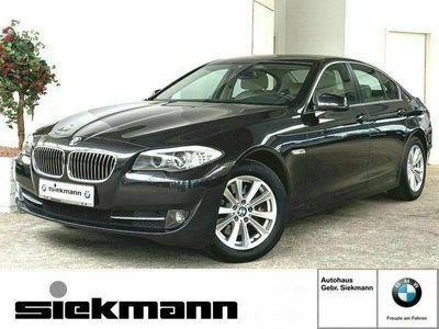 gebraucht BMW 528 i AUT Lim Leder Xenon Klimaaut. PDC Durchlade