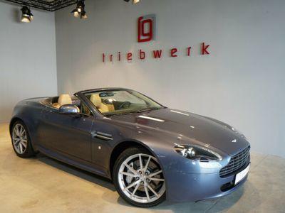 gebraucht Aston Martin V8 Vantage Roadster 4.7l -U-frei-BRD-Fzg-