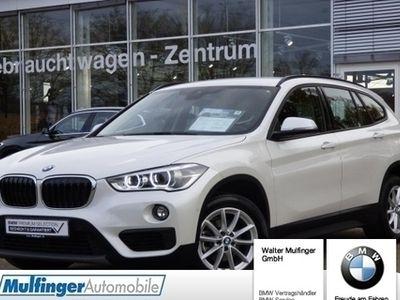 gebraucht BMW X1 sDr.18d LED Navi Sitzheiz.Tempom.Park-Assist