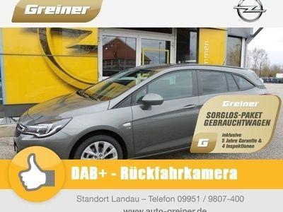 gebraucht Opel Astra ST 1.4 120 Jahre DAB | SHZ | INTELLILINK | US