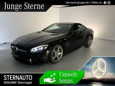 gebraucht Mercedes SL400 AMG-Styling COMAND ILS DISTRONIC