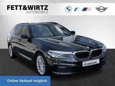 gebraucht BMW 530 d Sport Line Live DA
