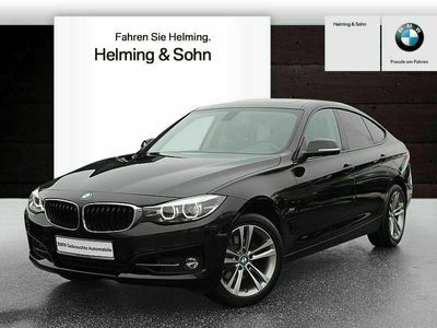 gebraucht BMW 325 Gran Turismo d GT Sport Line LED Pano. Dach Navi Bus. AHK Sport Line