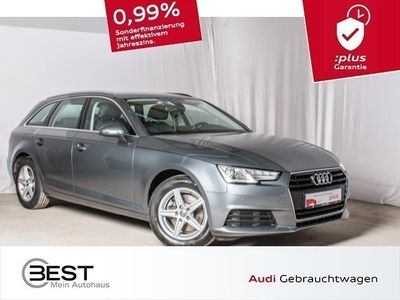 gebraucht Audi A4 Avant 2.0 TDI Navi+, Xenon, PDC, Shz, GRA, LM 16