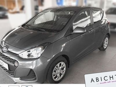 gebraucht Hyundai i10 FL Trend 1.2 Klima TEMPOMAT SHZ ESP GARANTIE