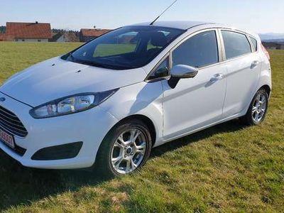 gebraucht Ford Fiesta 1.0 SYNC Edition*Klima*Sitzhzg*Alu*ZV*Bluetooth*