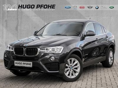 gebraucht BMW X4 xDrive20i Aut. Navigation / Leder / Xenon