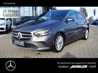 gebraucht Mercedes B220 4M Progressive+NaviPremComa+Leder+MBUX+LED