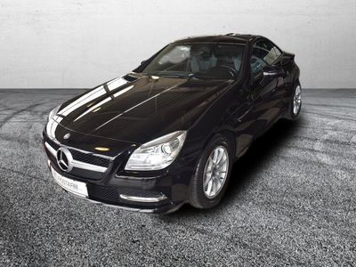 gebraucht Mercedes SLK200 Roadster BlueEFFICIENCY *Erst.43Tkm*