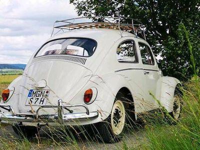 gebraucht VW Käfer Dickholmer Export