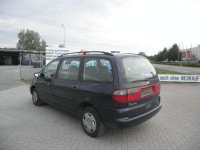 gebraucht Ford Galaxy 2,0 Benzin / Gas KLIMA