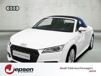 gebraucht Audi TT Roadster Sportpaket MMIPlus Xenon Navi Teilleder