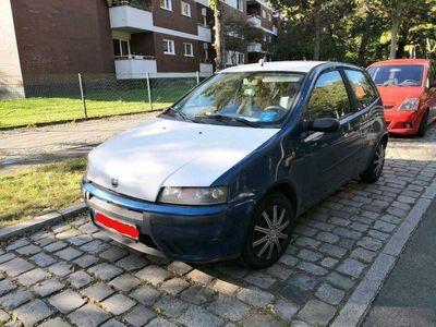 gebraucht Fiat Punto 188 BJ 2001 - Defekt - TÜV 10/20