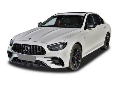 gebraucht Mercedes E53 AMG E 53 AMG 4M+ Limo NIGHT+BUSINESSPAKET+BURMESTER+AMG 4M+ Limo NIGHT+BUSINESSPAKET+BURMESTER+