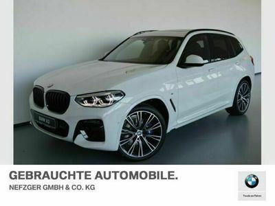 gebraucht BMW X3 0i Gestiksteuerung Head-Up HK HiFi DAB LED