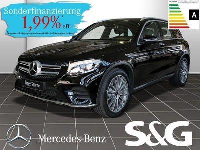 gebraucht Mercedes GLC250 d 4MATIC AMG-Line Distronic/Navi/Sitzhzg