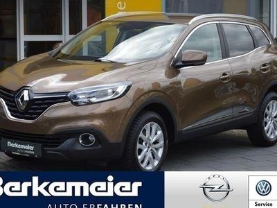 gebraucht Renault Kadjar Experience/Handsfree/Klimaautom./Tempomat