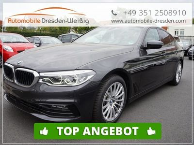 gebraucht BMW 530 i xDrive Sport-Aut. Sport Line HeadUp