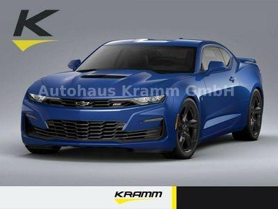 gebraucht Chevrolet Camaro V8 AT 2020 Werksgarantie 36 Monate