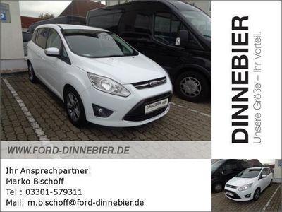 gebraucht Ford Grand C-Max SYNC Edition 1.6 EB |*PDC*beheizFrontscheibe*| Gebrauchtwagen, bei Autohaus Dinnebier GmbH