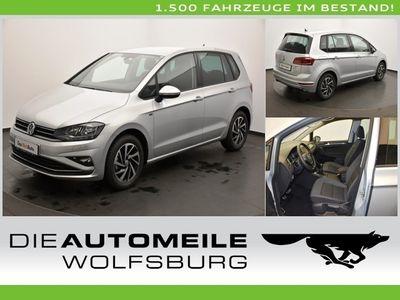 gebraucht VW Golf Sportsvan R 1.5 TSI Join Rückfahrkam/ACC/Nav