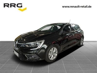 gebraucht Renault Mégane IV IV 1.3 TCe 140 LIMITED DELUXE Navi, Sitzh