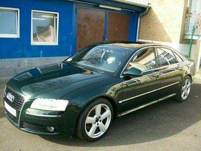 gebraucht Audi A8 3.7 quattro*Aut*Leder*Navi*S-Dach*Xenon*PDC*