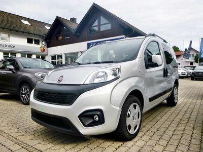 gebraucht Fiat Qubo Lounge 1.3 MultiJet 16V 59kW