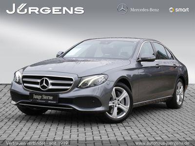 gebraucht Mercedes E200 Limousine Avantgarde+Comand+LED+Kamera+PDC