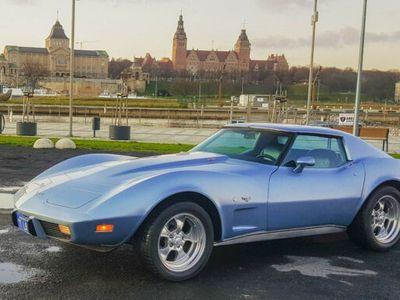 gebraucht Corvette C3 L82 383 Stroker 4 Manuell H Zulass Classic V8
