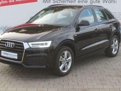 """gebraucht Audi Q3 S line 1.4 TFSI COD LED 18"""" Keyless SHZ Bluetooth"""