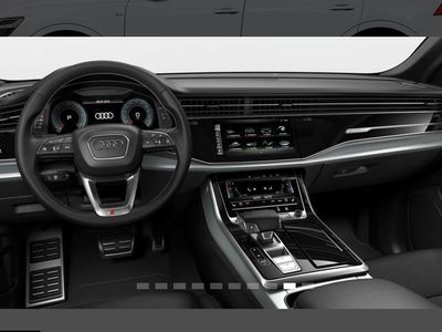 gebraucht Audi Q8 3.0 TDI quattro Euro 6, S line, LED Klima