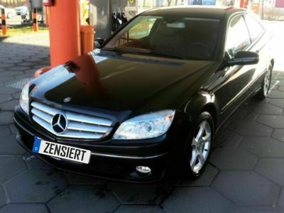 gebraucht Mercedes CLC180 Kompressor als Sportwagen/Coupé in Schwaig