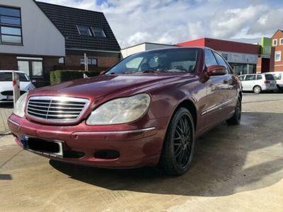 gebraucht Mercedes 320 w220lpg