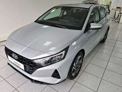 gebraucht Hyundai i20 1.0 T-GDI 48V-Hybrid Trend+VOLL-LED+ASSIST.