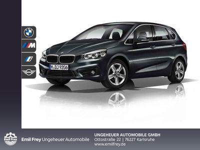 gebraucht BMW 218 Active Tourer i Sport Line Head-Up HiFi DAB