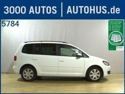 gebraucht VW Touran 1.6 TDI Comfortline 7-Sitze RNS510 Xenon