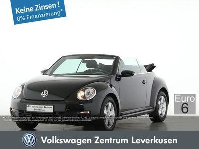 usado VW Beetle Cabriolet 1.2 TSI USB KLIMA PDC NAVI EU6 - Klima,Servo,