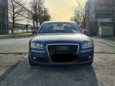 gebraucht Audi A8 4.2 quattro 334 PS Tausch möglich