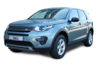gebraucht Land Rover Discovery Sport 2.0 Diesel